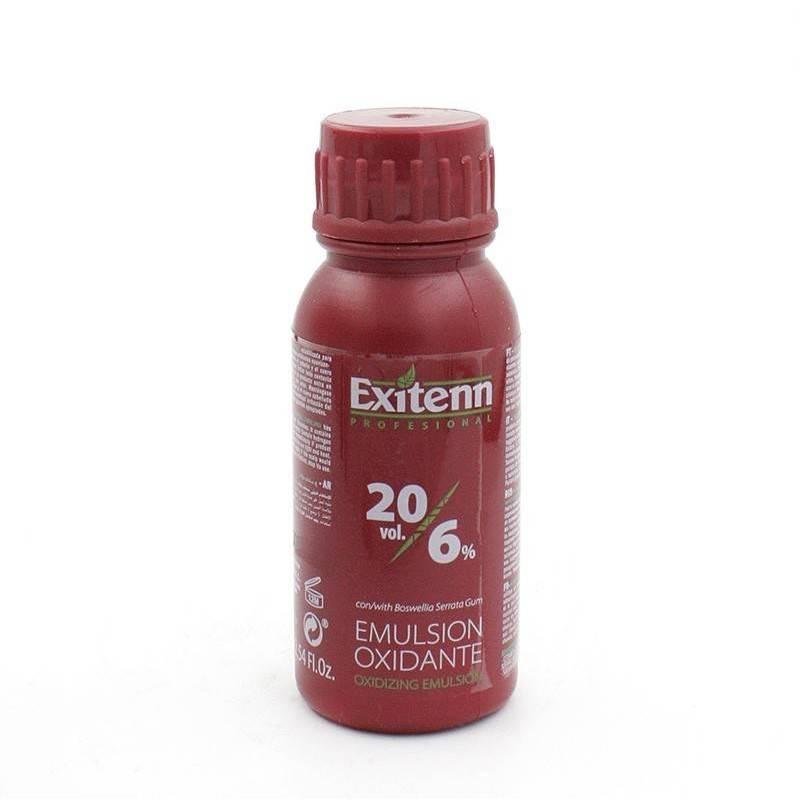 Exitenn Emulsion Oxidizing 6% 20vol 75 Ml
