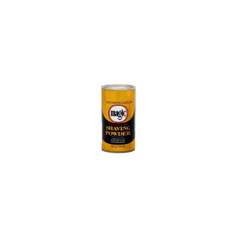 Soft & Sheen Carson Magic Shaving Powder Fragrant 127 Gr
