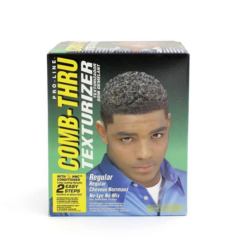 Pro-line Comb-thru Texturizer Kit Regular