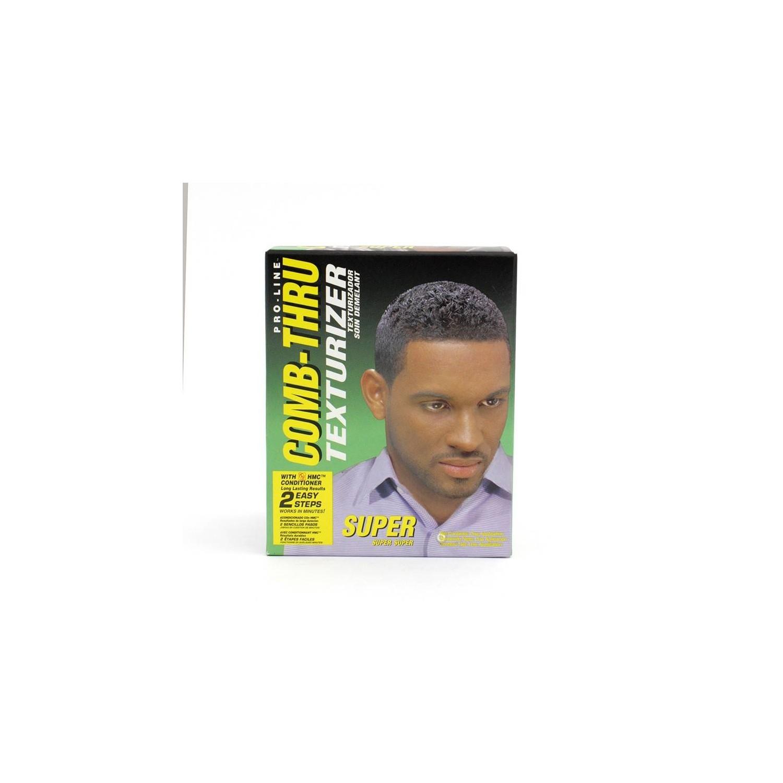 Pro-line Comb-thru Texturizer Kit Super