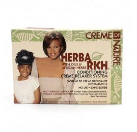 Creme Of Nature Herba Rich Kit (multi Formula)