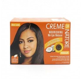 Creme Of Nature Nourishing Relaxer Kit Regular