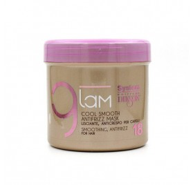 DIKSON MASCARILLA GLAM 18 COOL SMOOTH ANTIFRIZZ 500 ml