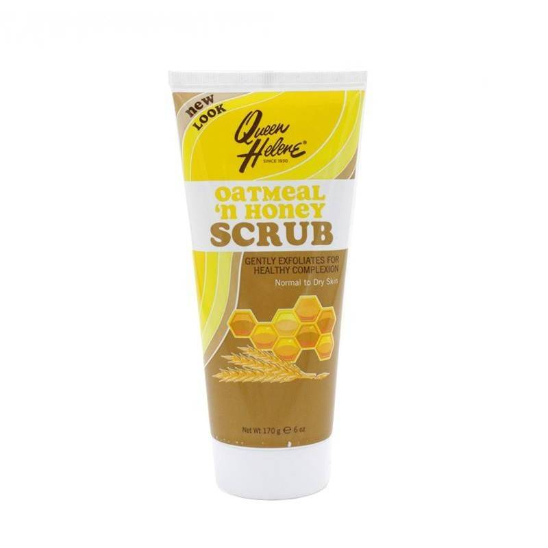 Queen Helene Scrub Faciale Oatmeal & Honey 170 Gr