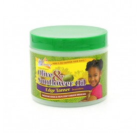 Sofn Free Pretty Olive & Sunflower Oil Edge Tamer 125 G