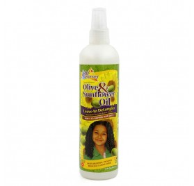 Sofn Free Pretty Olive & Sunflower Oil Leave In Detangler 354 Ml