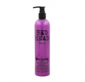 Tigi Bed Head Dumb Blonde Tratamiento/champú 400 Ml