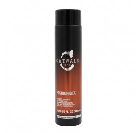 Tigi Catwalk Shampoo Fashionista Brunette 300 Ml