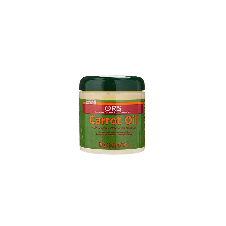 Ors Carrot Oil Crema 170 Gr