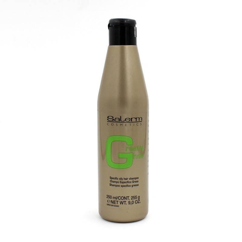 Salerm Oily Hair Shampoo 250 Ml