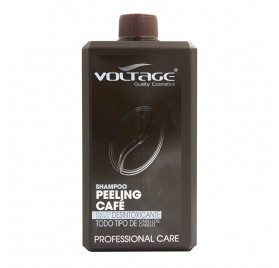 VOLTAGE CAFÉ CHAMPÚ PEELING 1000 ml