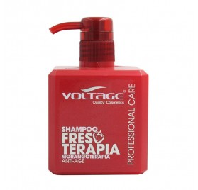 Voltage Anti Age Xampu Morango 500 Ml