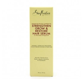 Shea Moisture Jamaican Black Castor Oil Serum 59 Ml
