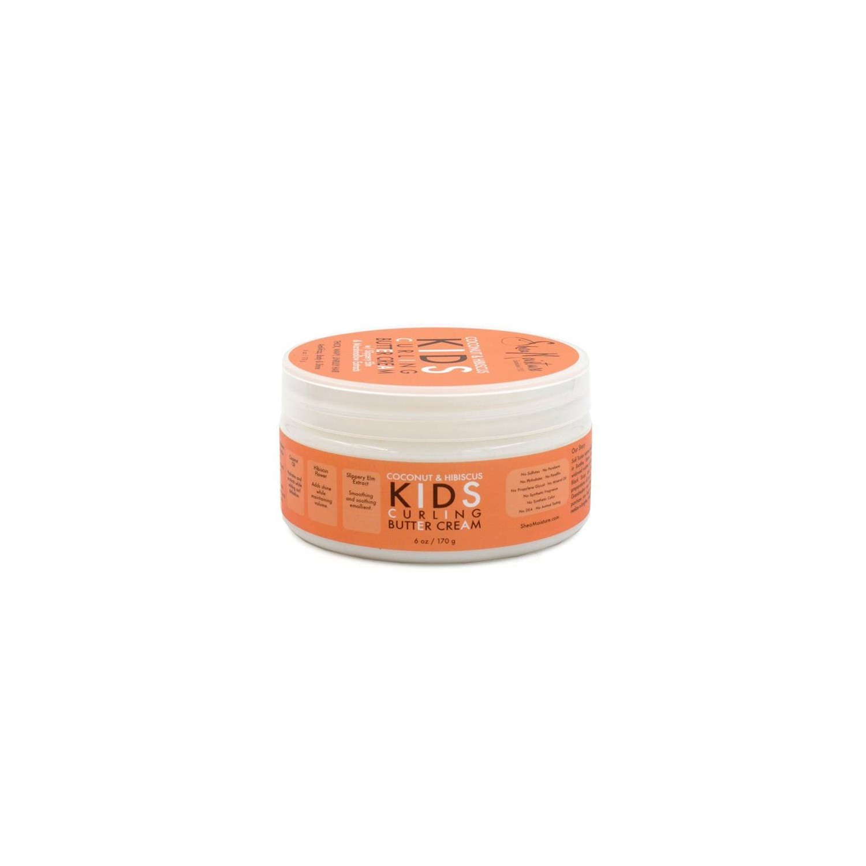 Shea Moisture Coconut & Hibiscus Kids Curl Butter Cream 170 G
