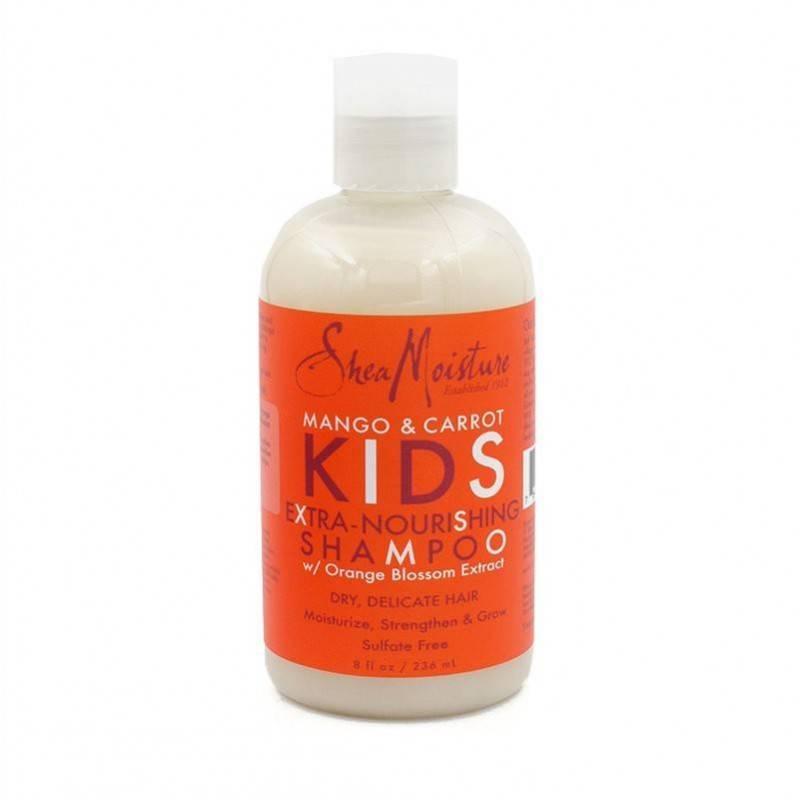 Shea Moisture Handle & Cart Kids Shmapoo 236 Ml