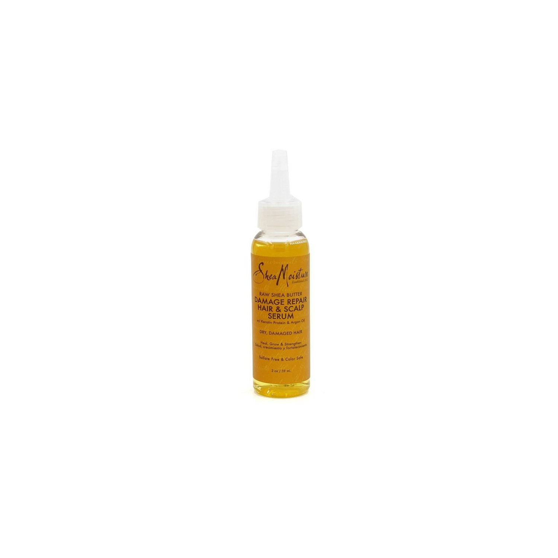 Shea Moisture Raw Shea Butter Hair & Scalp Serum 59 Ml