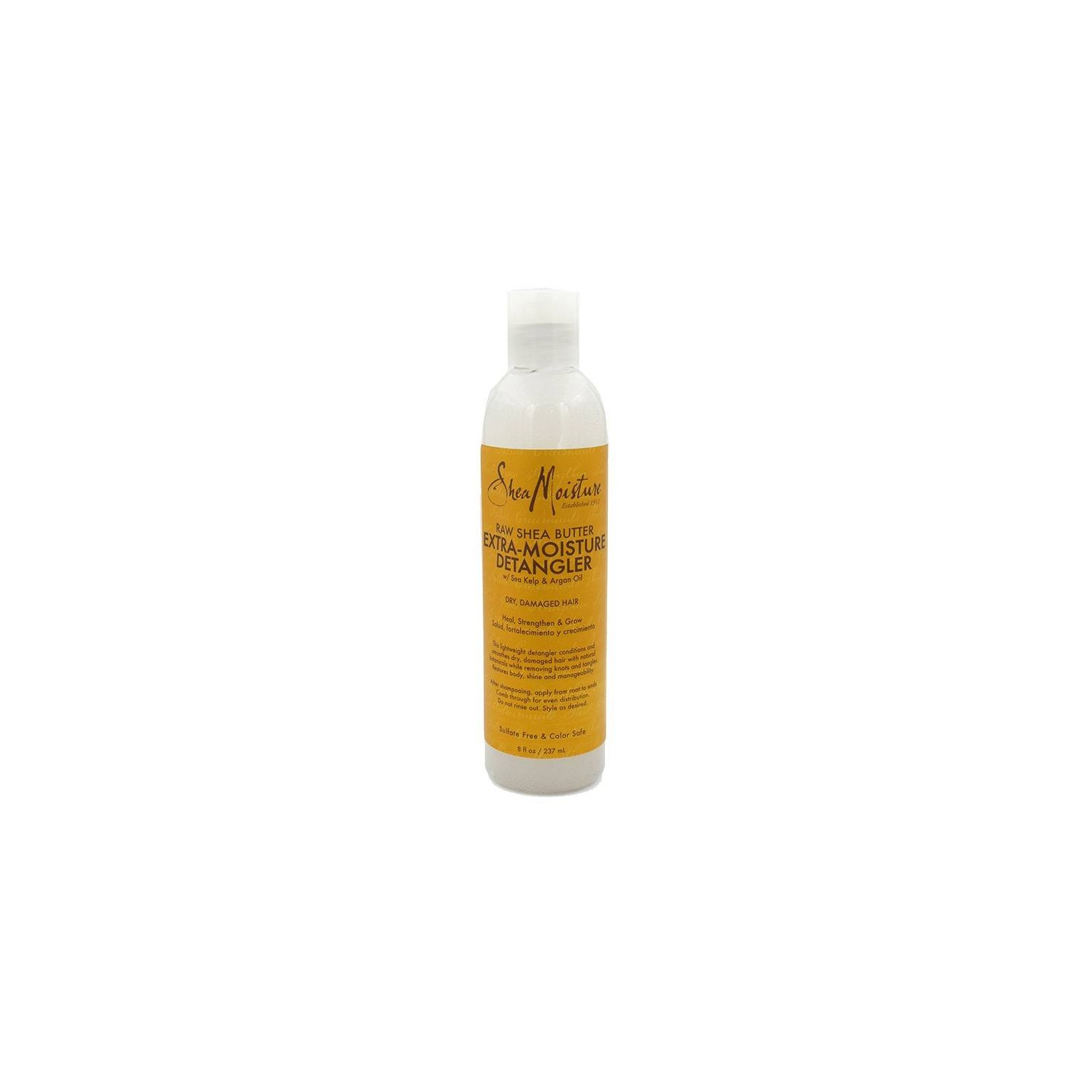 Shea Moisture Raw Shea Butter Detangler Conditioner 237 Ml