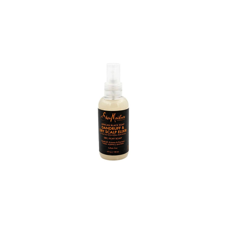 Shea Moisture African Black Soap Dry Scalp Elixir 118 Ml