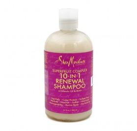 Shea Moisture Superfruit Shampoo 384 Ml
