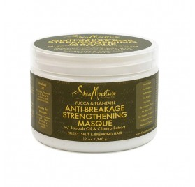Shea Moisture Yuca & Pratain Anti Break Masque 340 G