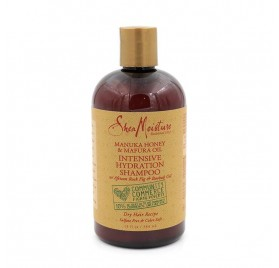 Shea Moisture Manuka Honey & Mafura Oil Intensive Hidaration Champú 384 Ml