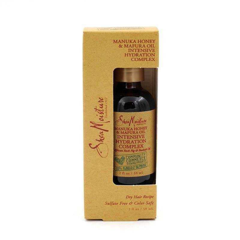 Shea Moisture Manuka Honey & Mafura Oil Intensive Hidaration Serum 59 Ml