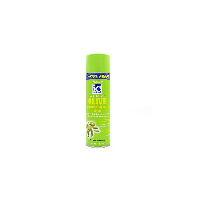 Fantasia Ic Olive Hidratante Sheen Spray 397 Ml