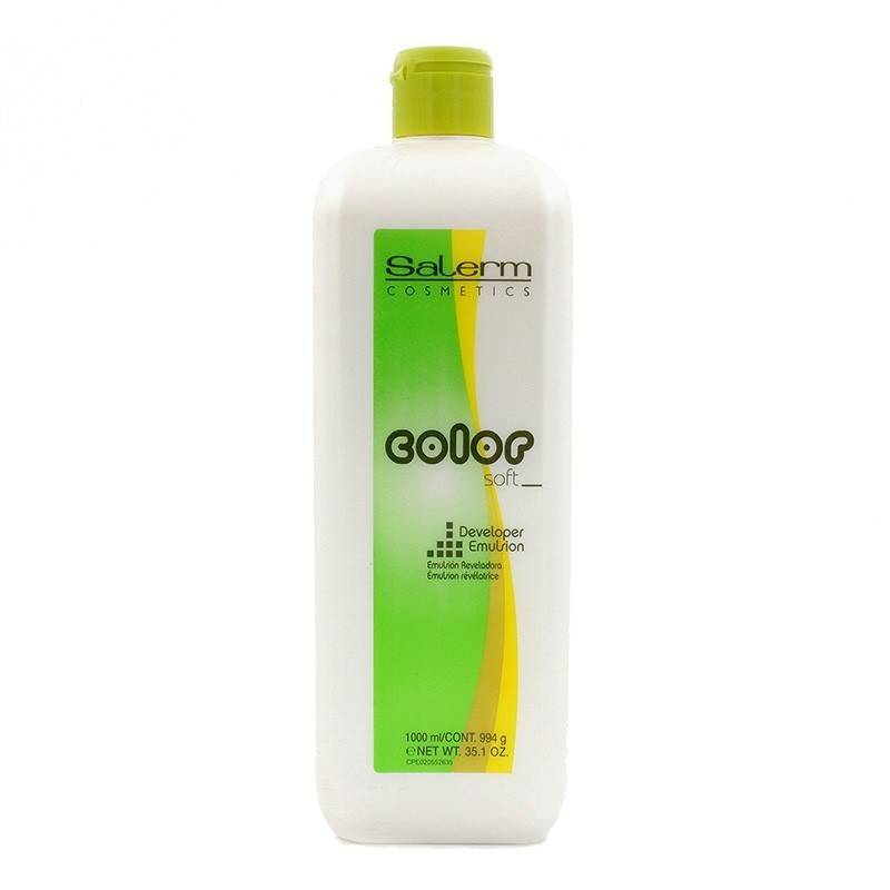 Salerm Emulsion Reveladora Color Soft 1000 Ml
