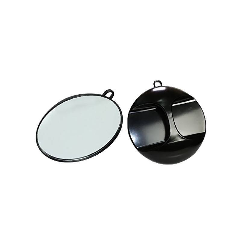 Muster espejo redondo negro 3631133 en por for Espejo redondo negro