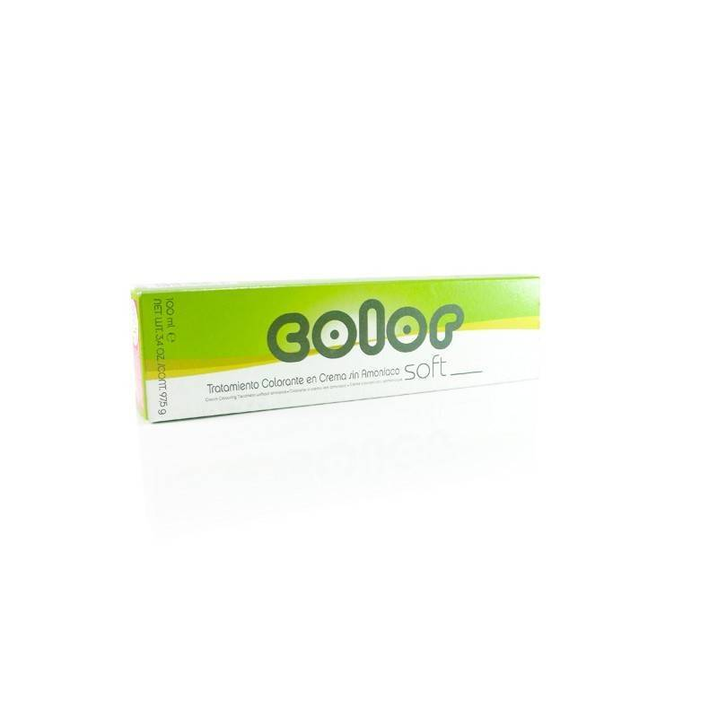 Salerm Color Soft 100 Ml , Color 6