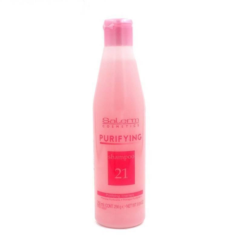 Salerm 21 Purifying Shampooing 250 Ml