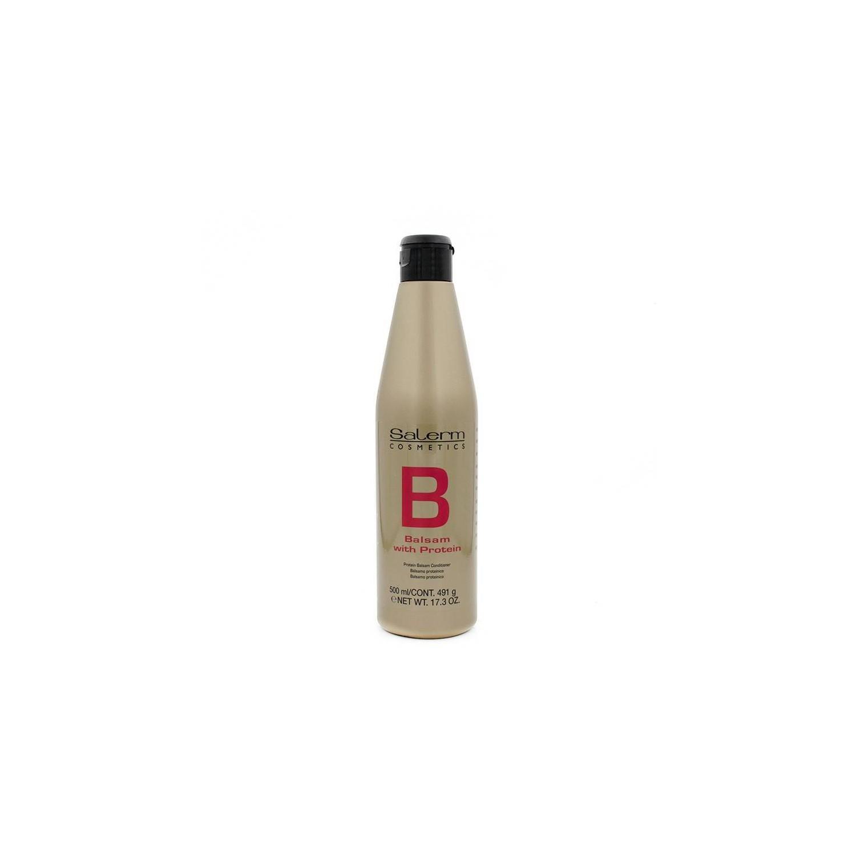Salerm Balsam With Protein 500 Ml
