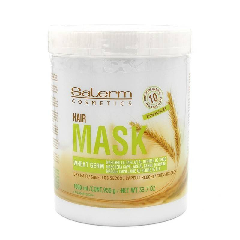 Salerm Hair Mask Germen Wheat 1000 Ml
