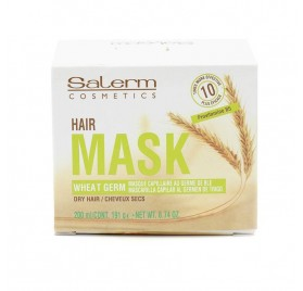 Salerm Cheveux Masque Germen Ble 200 Ml