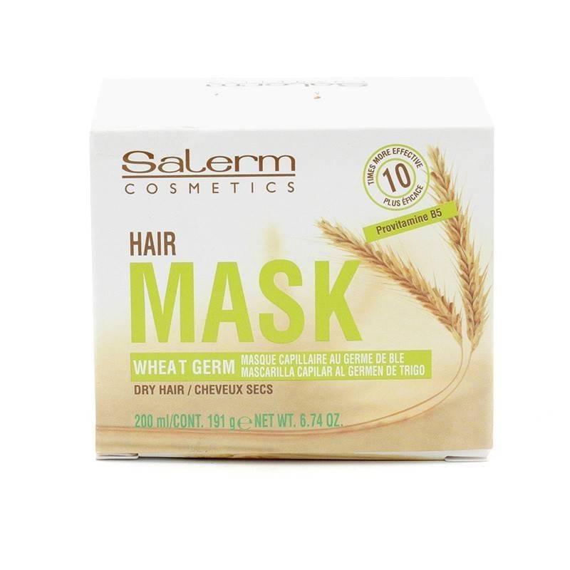 Salerm Hair Mask Germen Wheat 200 Ml