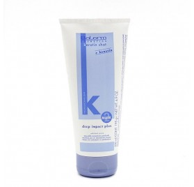 SALERM KERATIN SHOT DEEP IMPACT PLUS MASK 200 ml