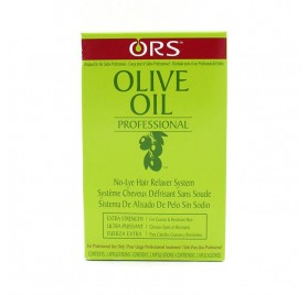 Ors Olive Oil Relaxer Normale 2 Aplic