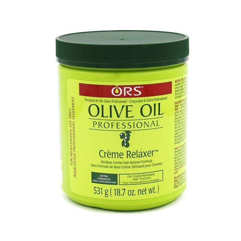 Ors Olive Oil Crème Relaxer Extra Force 532 Gr