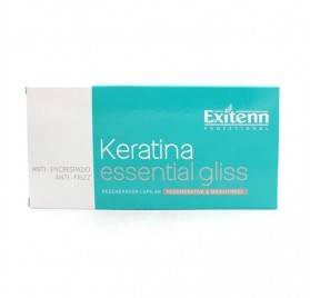 Exitenn Keratina Blister Essencial Gliss 10x7 Ml