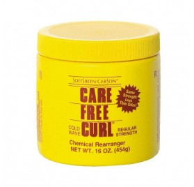 Soft Sheen Carson Care Free Curl Cold Wave Super 400/454g