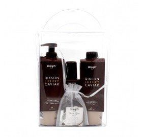 Dikson Luxury Caviar Kit (shampoo/ Conditioner/bifase)