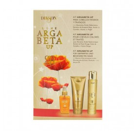 Dikson Argabeta Up Kit Coloreeado (shampoo+mascherare+serum)