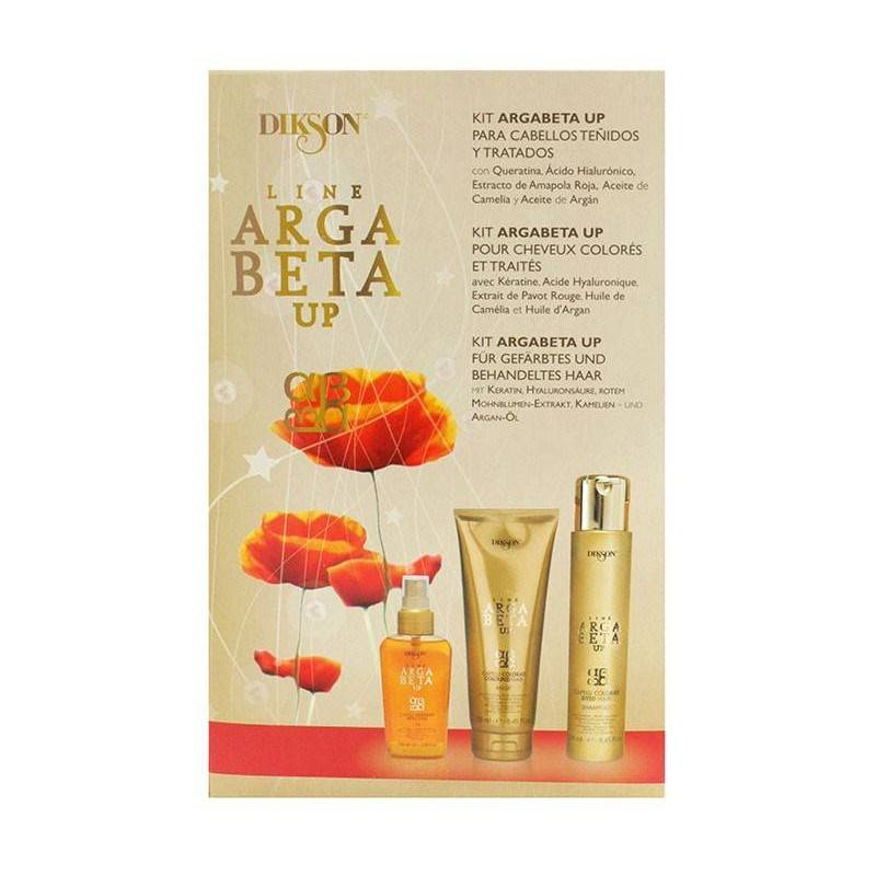 Dikson Argabeta Up Kit Colored (shampoo/ Mask/serum)