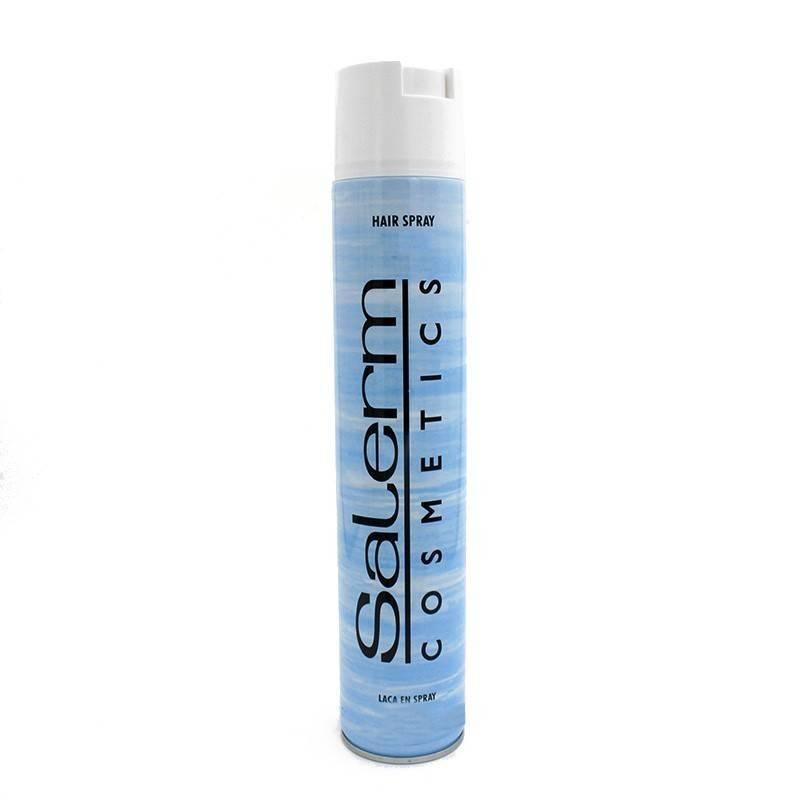 Salerm Cosmetics Laca Anti-humedad Fuerte 750 Ml