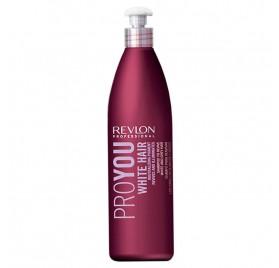 Revlon Pro You Shampoo White Hair 350 Ml