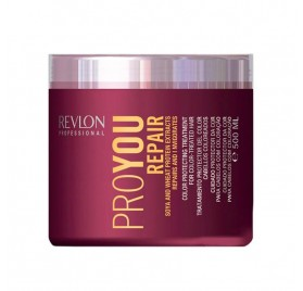 Revlon Pro You Mascarilla Repair Tratamiento 500 Ml