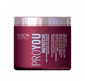 Revlon Pro You Mascarilla Nutritive 500 Ml