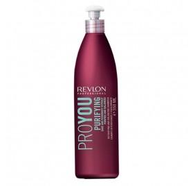 Revlon Pro You Champú Purifying 350 Ml