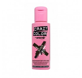 Crazy Color 030 Black 100 Ml