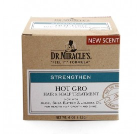 Dr. Miracles Hot Gro Treatment Regular 113 Gr